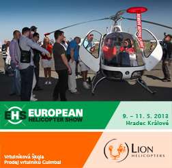 European Helicopter Show 2013